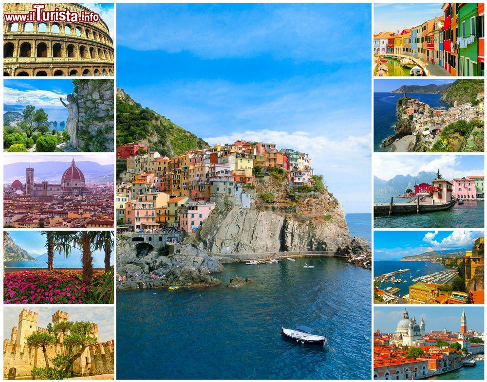 Le foto di cosa vedere e visitare a Italia