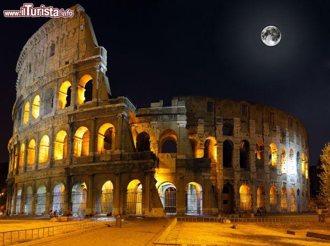Colosseo Di Notte Visite.Colosseo Di Notte Visita Notturna C Foto Roma