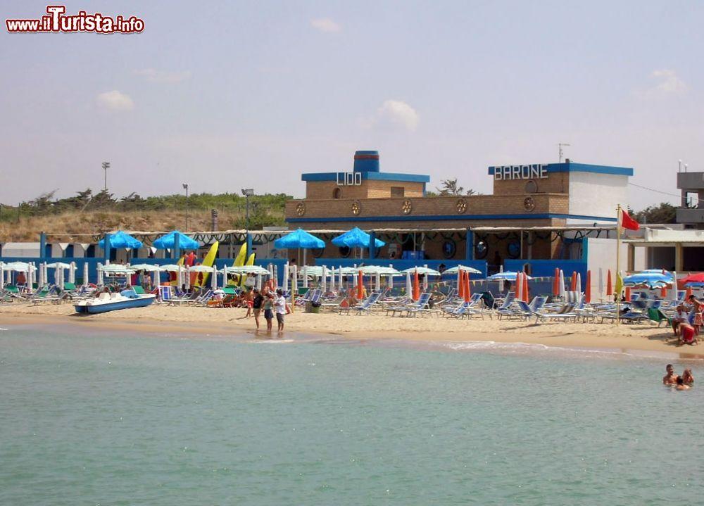 Le foto di cosa vedere e visitare a Marina di Chieuti