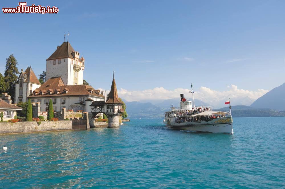 Le foto di cosa vedere e visitare a Thun