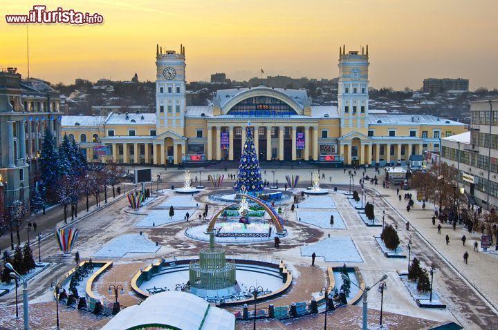 Le foto di cosa vedere e visitare a Kharkiv