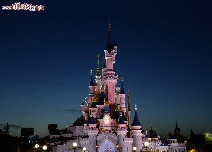 Disneyland Paris Il Castello Della Bella Addormentata