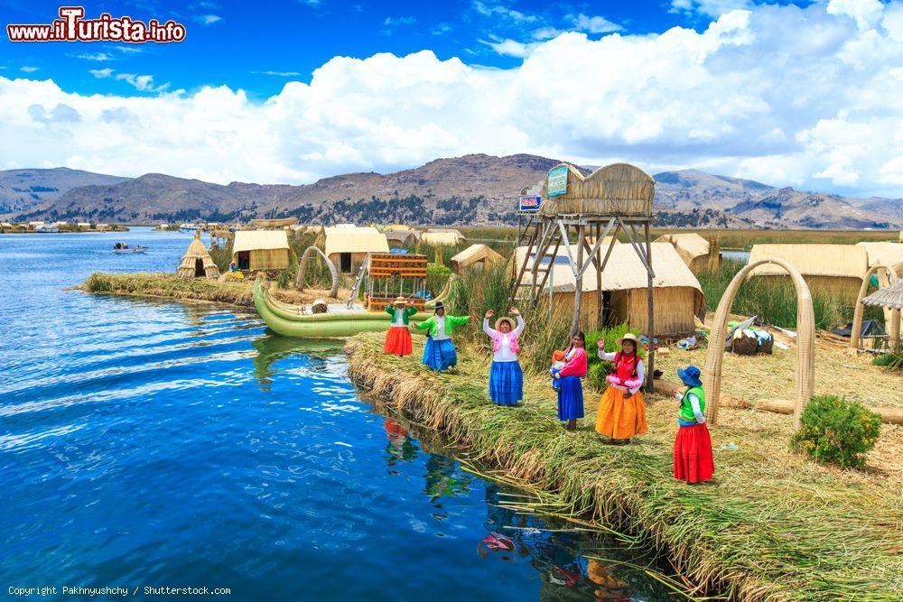 Le foto di cosa vedere e visitare a Titicaca
