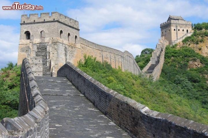 Dove si trova la grande muraglia in cina uno foto cina for Dove si trova la camera dei deputati