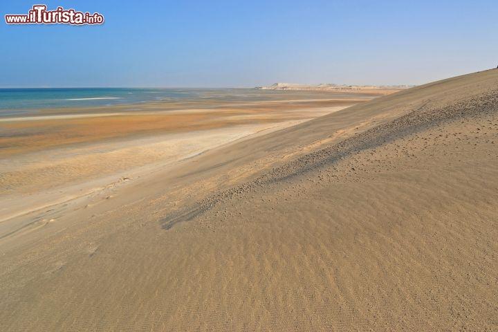Dune blanche marocco la duna pi foto dakhla for Colori del rivestimento della baracca