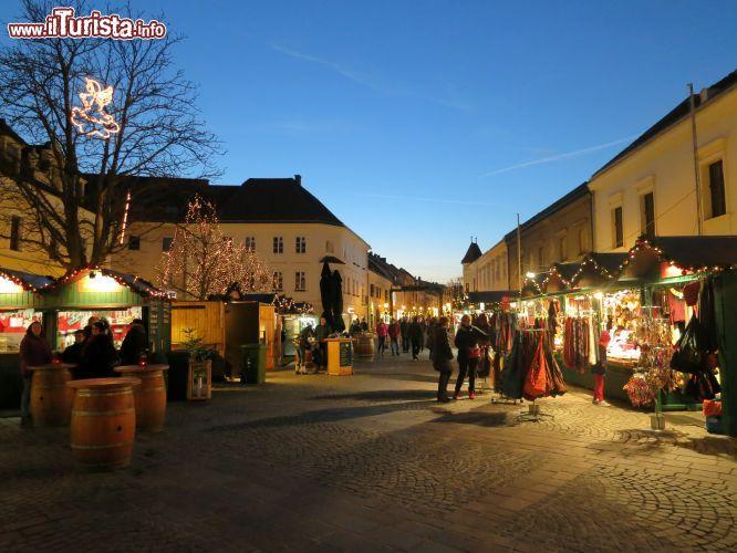Mercatini di Natale 2017 Eisenstadt