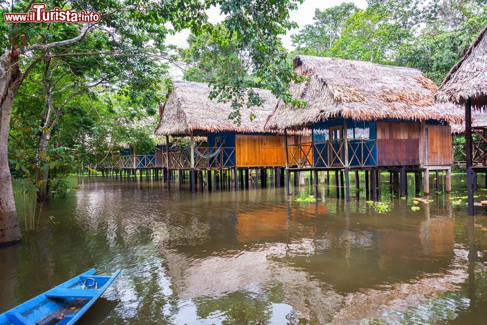 Le foto di cosa vedere e visitare a Iquitos