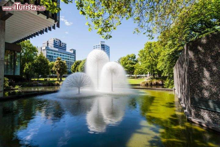 Le foto di cosa vedere e visitare a Christchurch