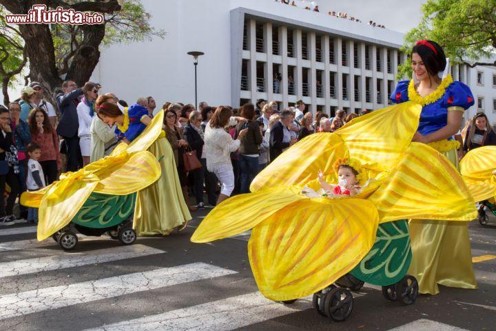 Madeira Flower Festival Funchal