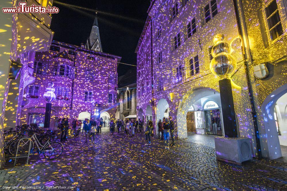 Water Light Festival, festa della luce e dell'acqua Bressanone