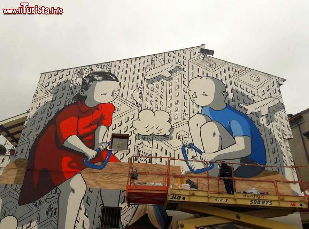 Muralì Street Art Festival Forlì