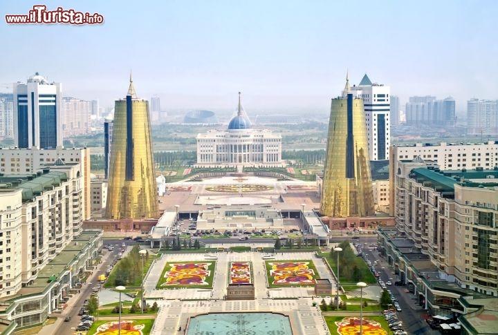 Le foto di cosa vedere e visitare a Astana