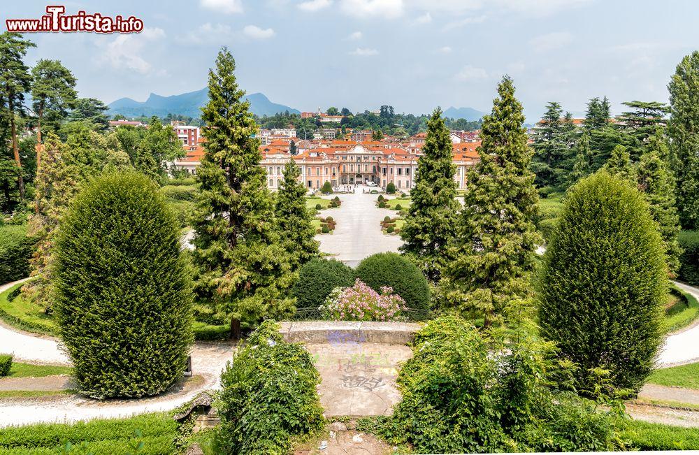 Perfect ville storiche e giardini a varese oasi naturale - Foto giardini ville ...