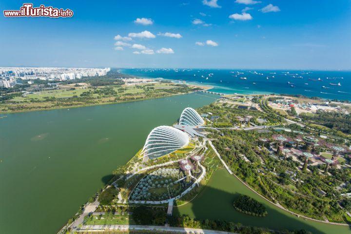 Le foto di cosa vedere e visitare a Singapore