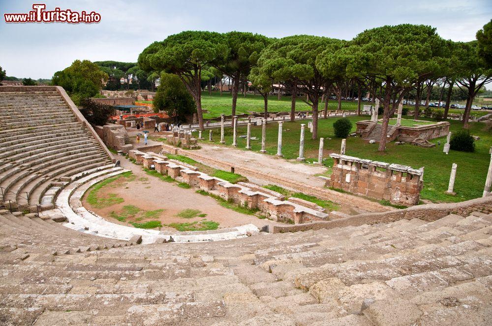 Le foto di cosa vedere e visitare a Ostia