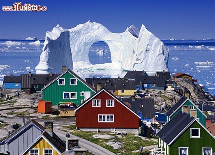 Le foto di cosa vedere e visitare a Groenlandia