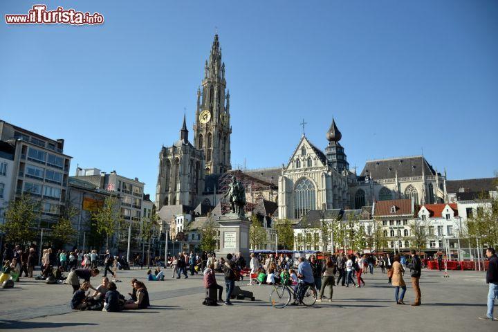 Le foto di cosa vedere e visitare a Anversa