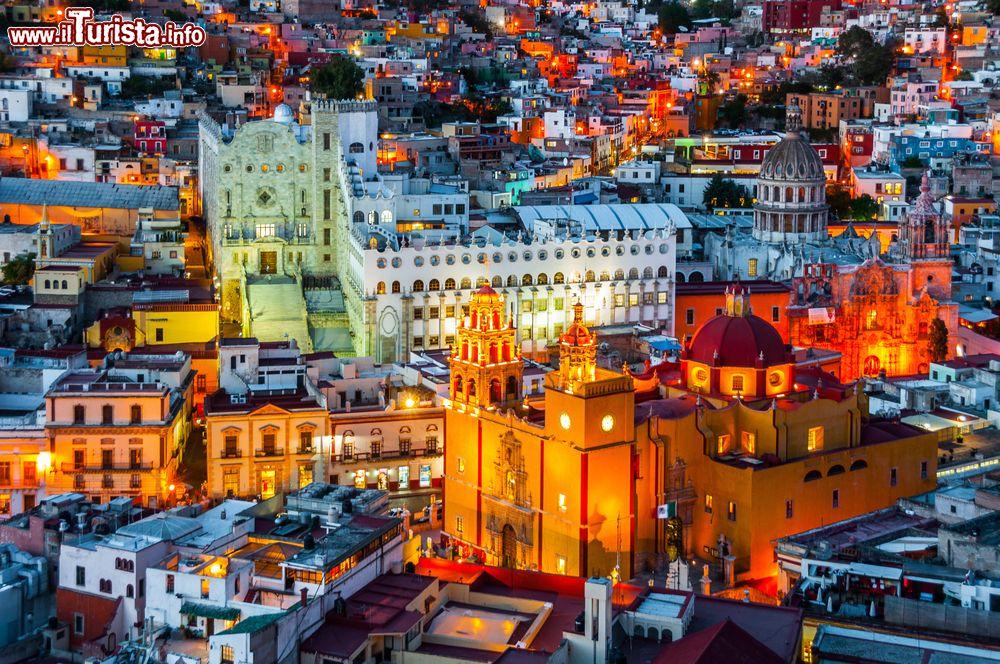 Le foto di cosa vedere e visitare a Guanajuato