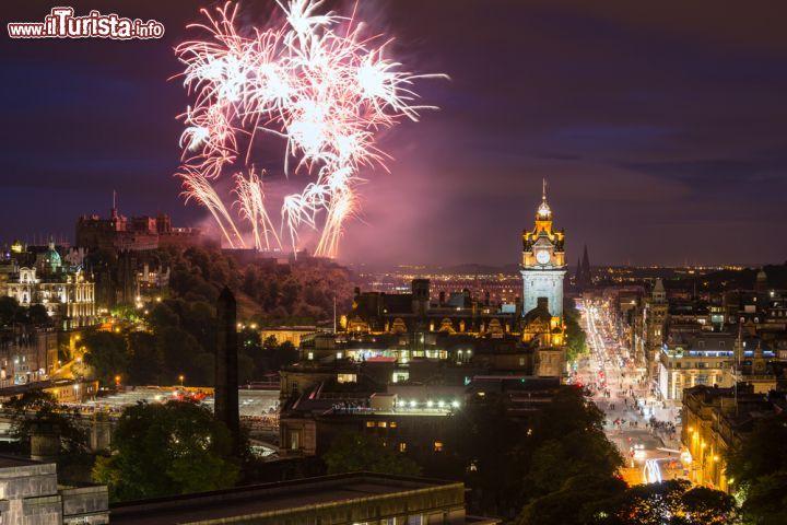 Hogmanay Edimburgo