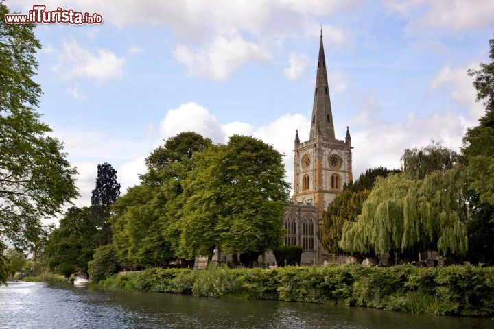 Immagine Holy Trinity Church a Stratford-Upon-Avon - © Jane Rix / Shutterstock.com