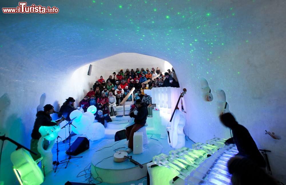 Ice Music Festival Passo del Tonale