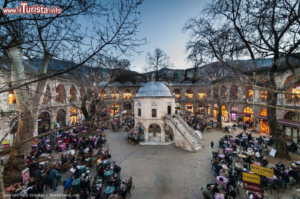 Le foto di cosa vedere e visitare a Bursa