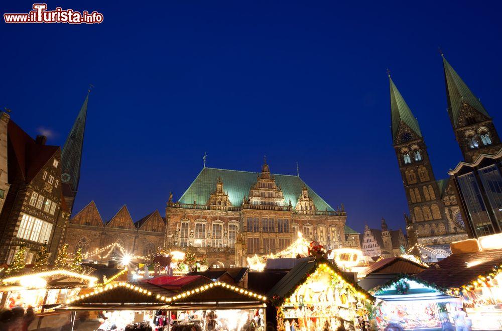 Bremen Weihnachtsmarkt Brema