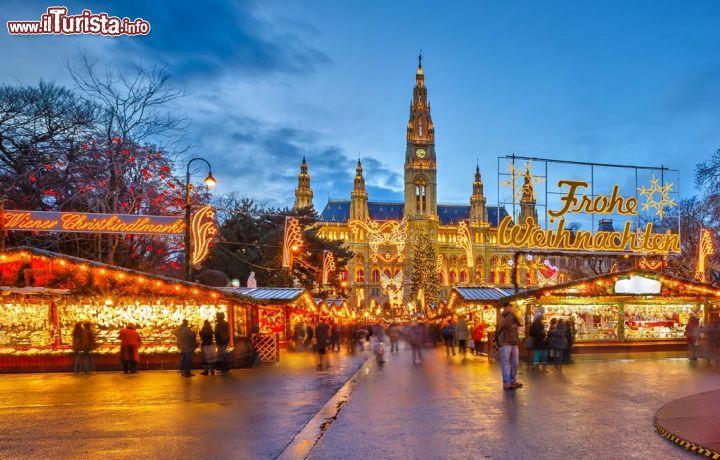 Mercatini di Natale 2017 Vienna