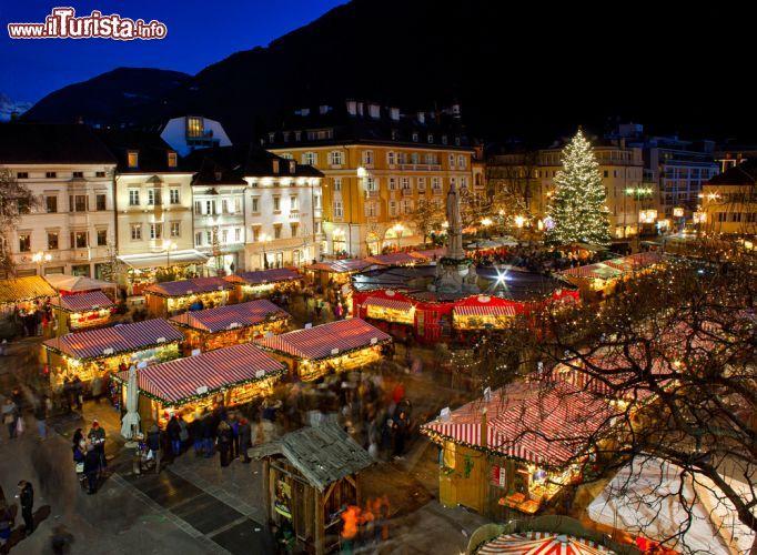 Mercatini Di Natale Bolzano 2018.I Mercatini Di Natale A Bolzano Date 2019 E Programma