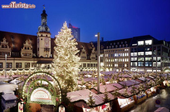 Leipziger Weihnachtsmarktes Lipsia