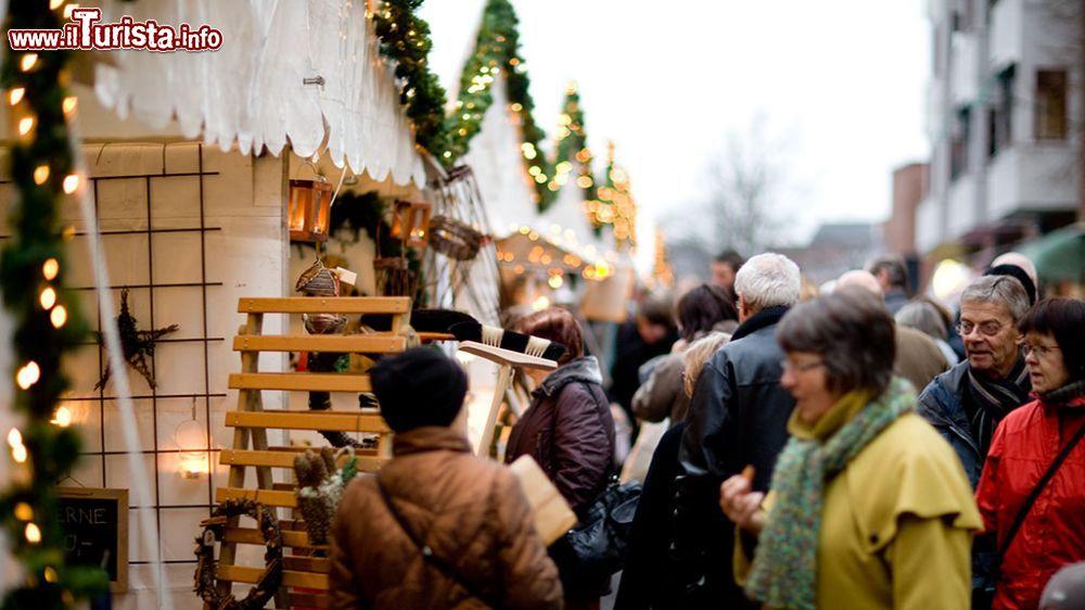 Hans Christian Andersen Christmas Market Odense