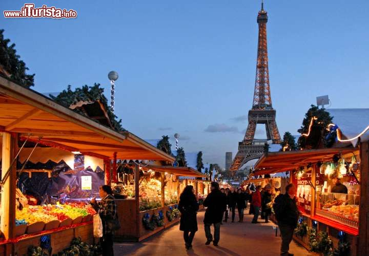 Mercatini di Natale 2016 Parigi