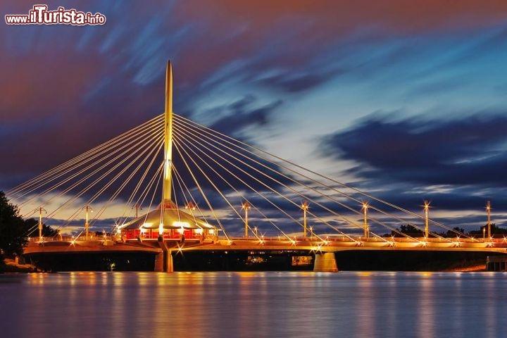 Le foto di cosa vedere e visitare a Winnipeg