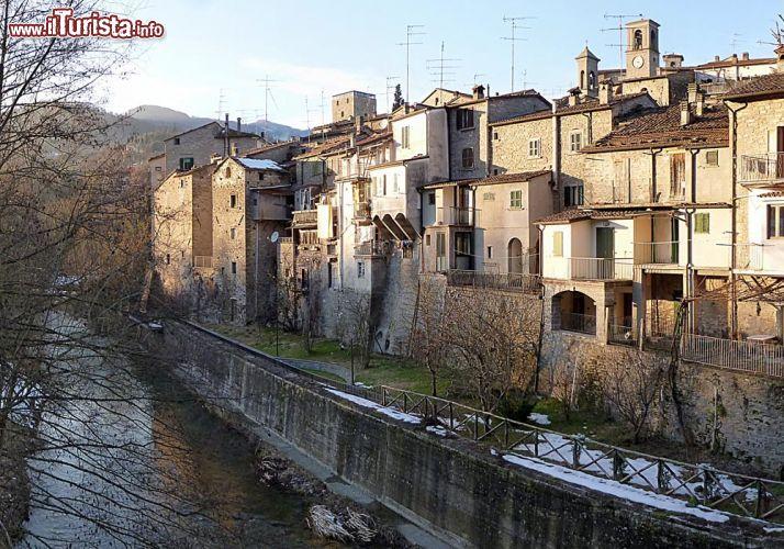 Il borgo antico di portico di romagna foto portico e san benedetto - Il meteo bagno di romagna ...