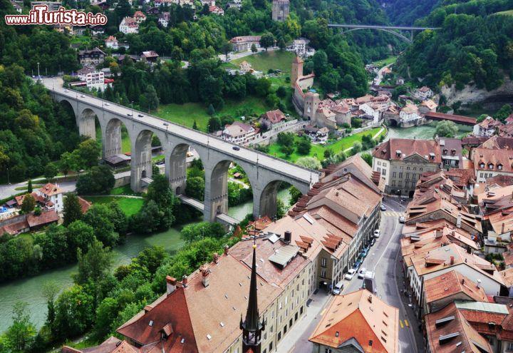 Le foto di cosa vedere e visitare a Friburgo