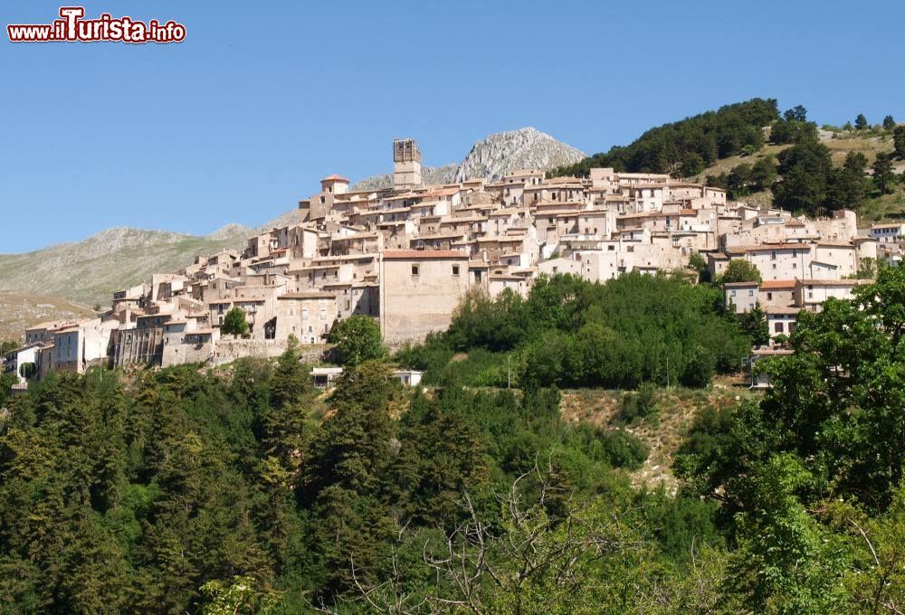 Le foto di cosa vedere e visitare a Santo Stefano di Sessanio