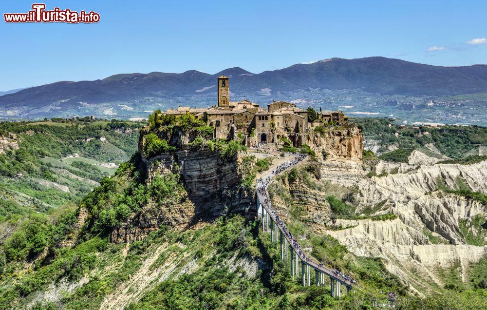Civita Di Bagnoregio Lazio Visitare Il Paese Che Muore