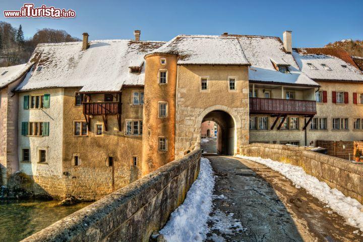 Le foto di cosa vedere e visitare a Saint Ursanne