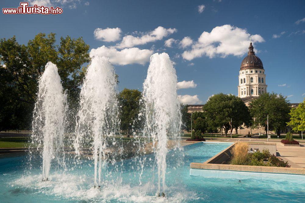 Le foto di cosa vedere e visitare a Kansas