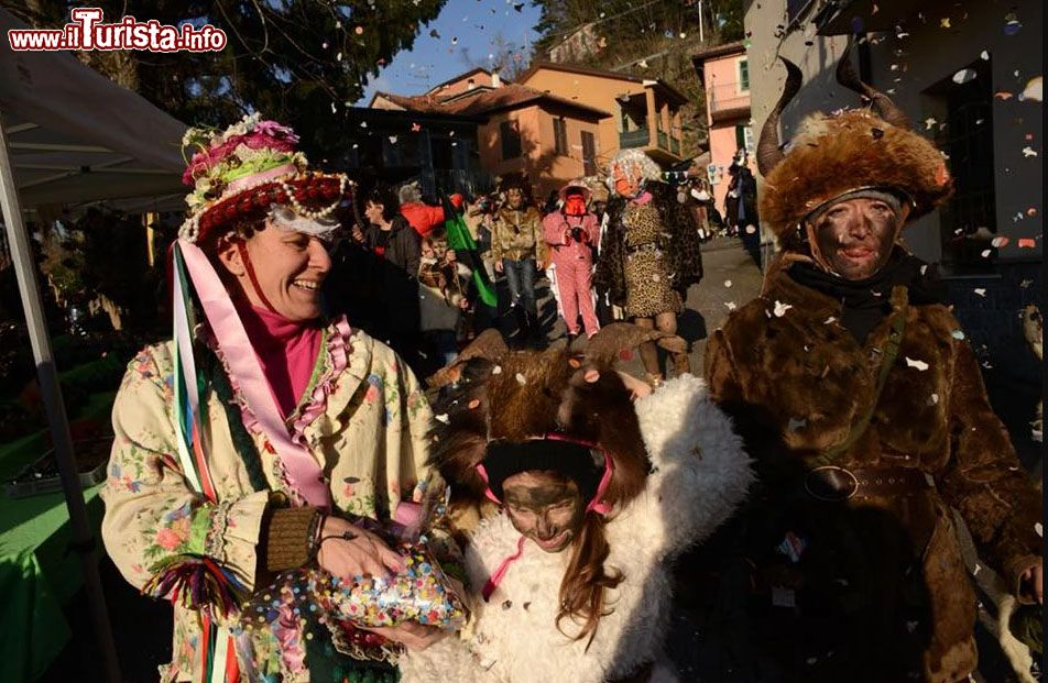 Carnevale dei Belli e dei Brutti a Suvero Rocchetta di Vara