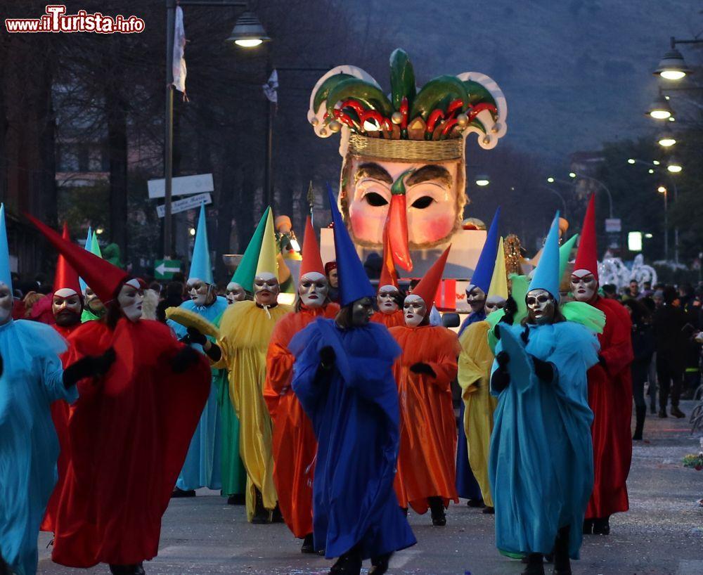 Carnevale del Pollino - Carnevale di Castrovillari Castrovillari