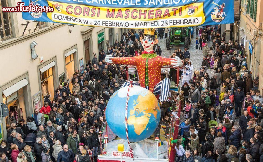 Carnevale Sangiovannese San Giovanni Valdarno