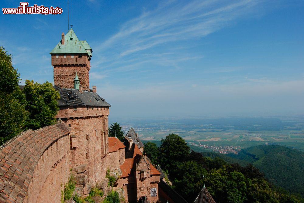 Le foto di cosa vedere e visitare a Alsazia