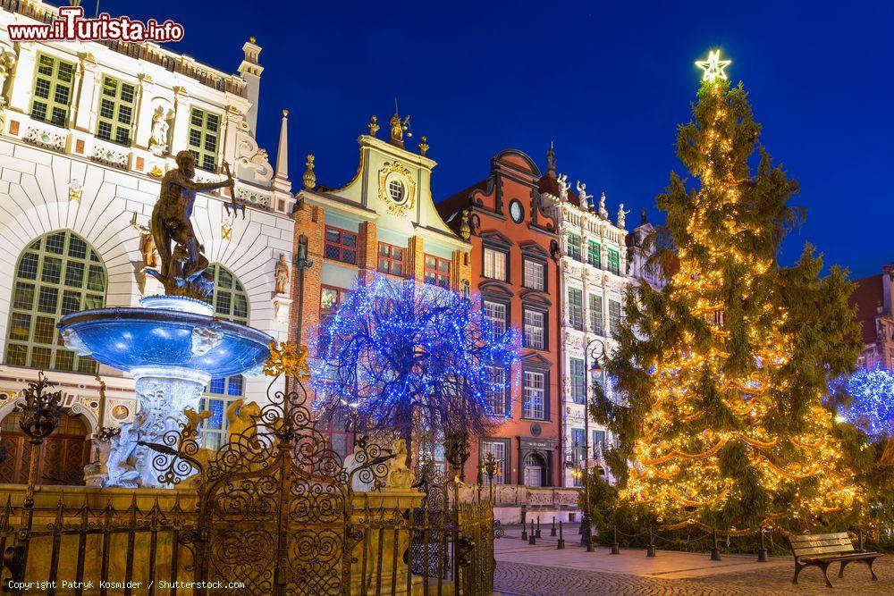 Mercatini di Natale 2016 Danzica