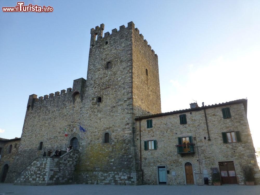 Le foto di cosa vedere e visitare a Castellina in Chianti