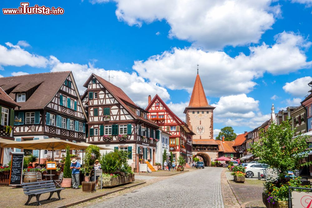 Le foto di cosa vedere e visitare a Gengenbach