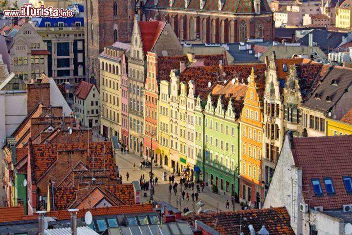 Le foto di cosa vedere e visitare a Wroclaw