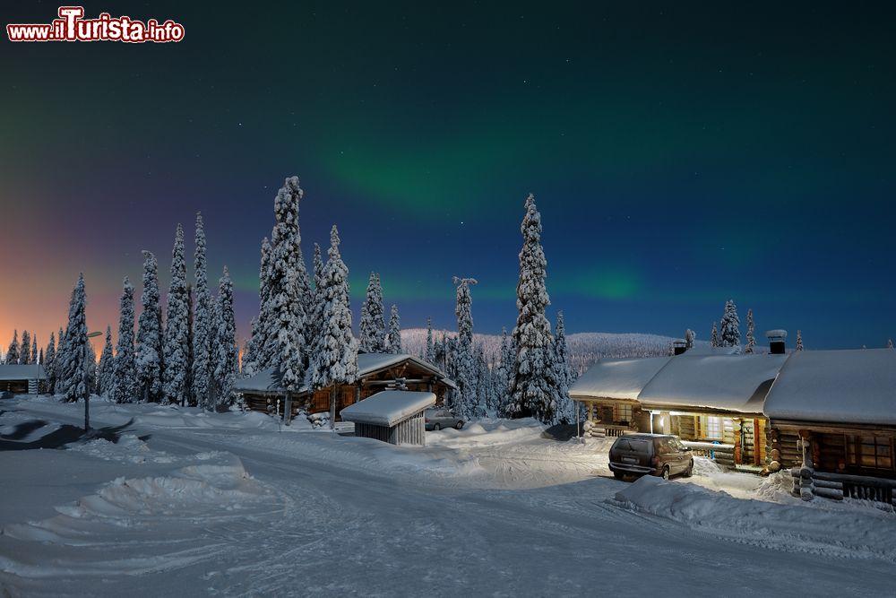 Le foto di cosa vedere e visitare a Kuusamo