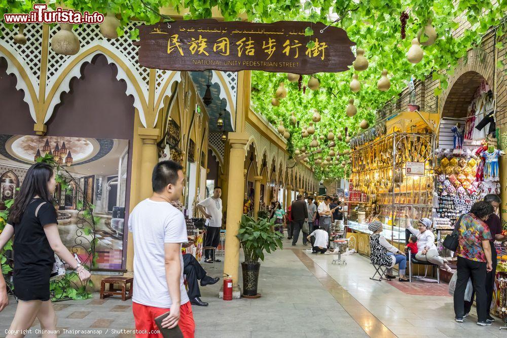 Le foto di cosa vedere e visitare a Kashgar