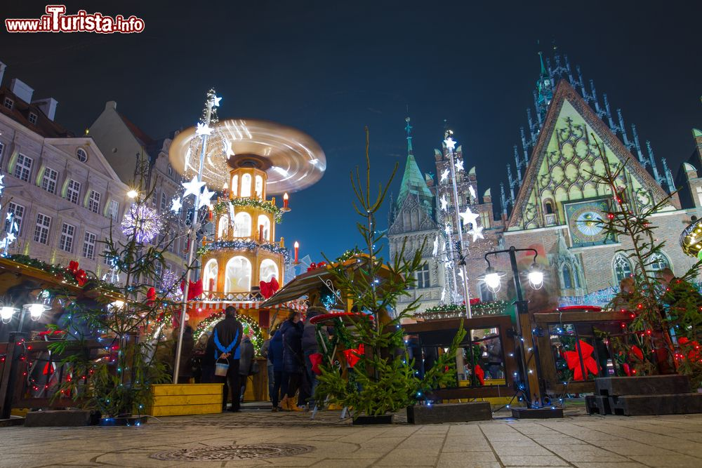 I mercatini di Natale a Wroclaw Wroclaw